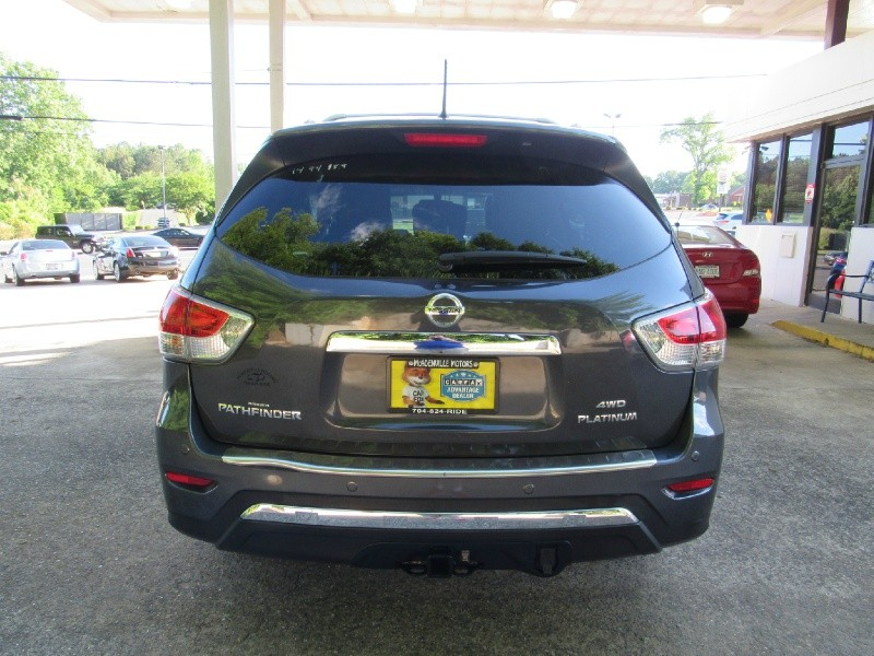 Nissan Pathfinder 2014 price $18,900