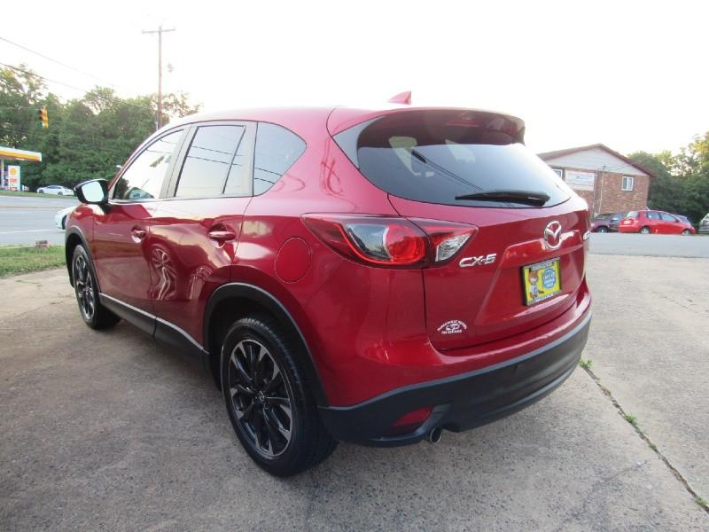 MAZDA CX-5 2016 price $17,500