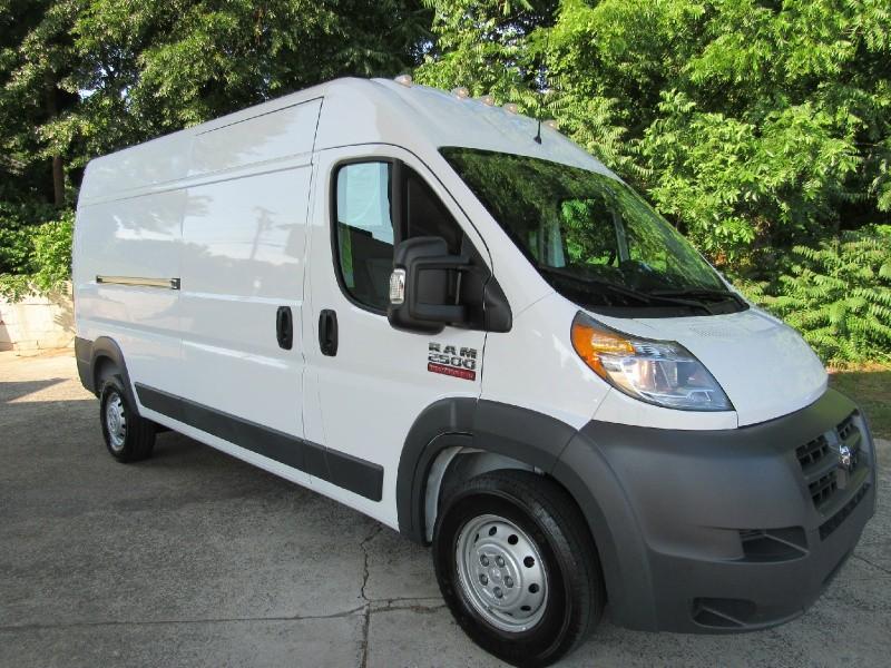 RAM ProMaster Cargo Van 2017 price $24,500