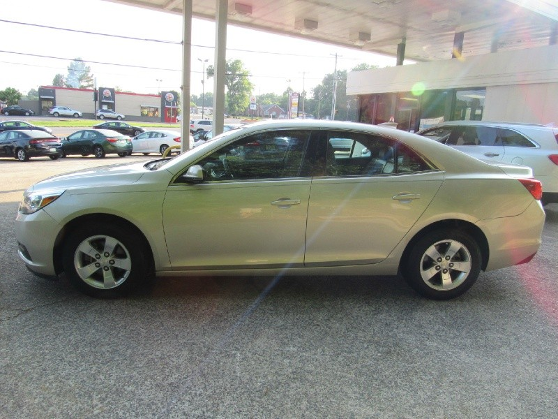 Chevrolet Malibu Limited 2016 price $13,900