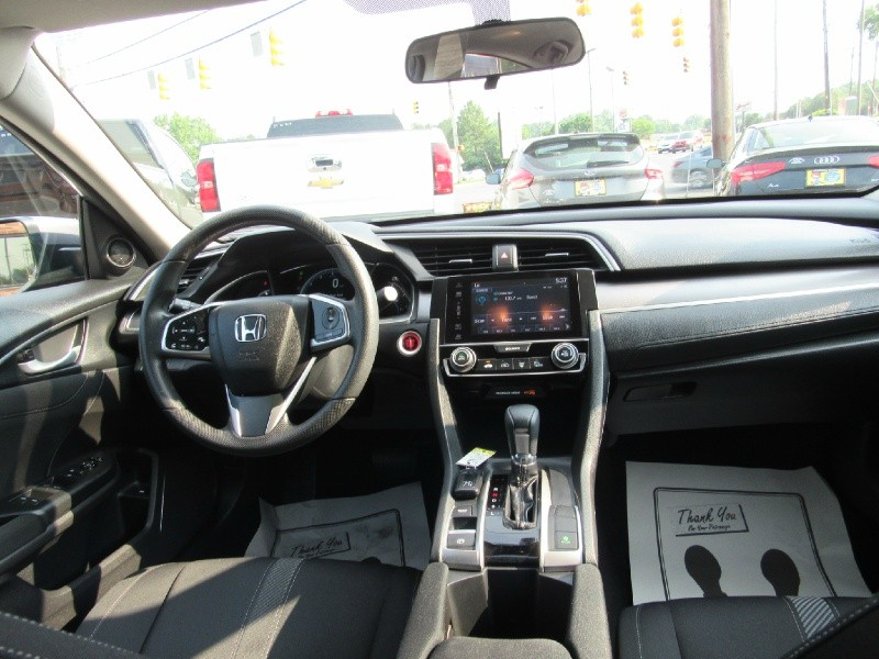Honda Civic Sedan 2016 price $16,900