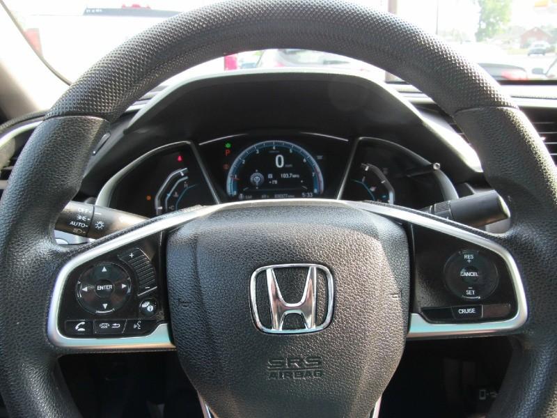 Honda Civic Sedan 2016 price $16,900