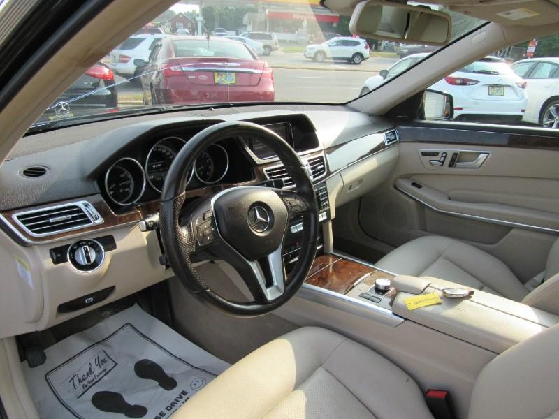 Mercedes-Benz E-Class 2014 price $15,900