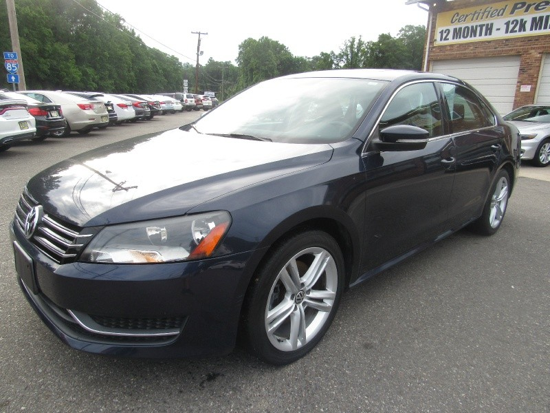 Volkswagen Passat 2014 price $13,900