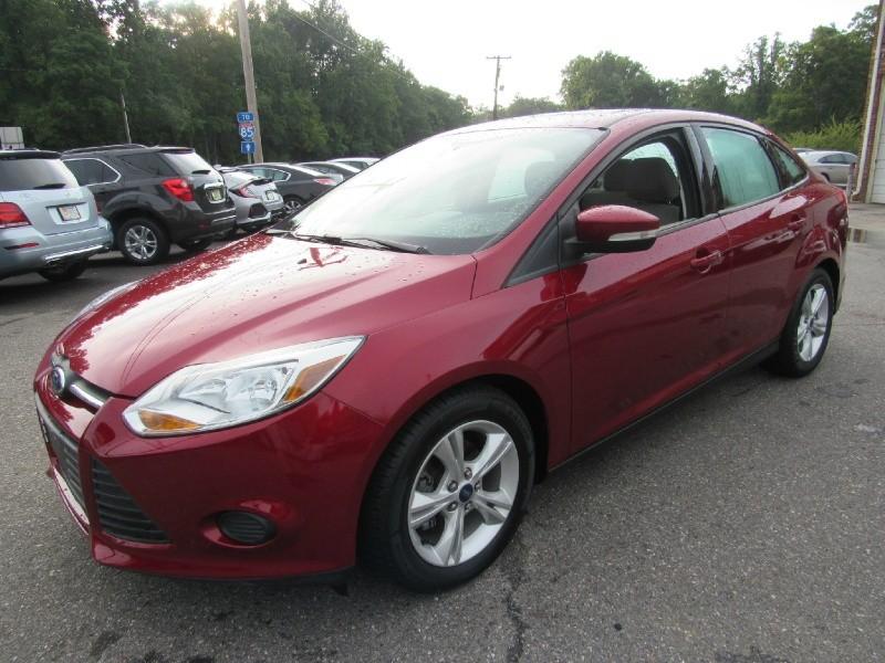 Ford Focus 2014 price $9,400