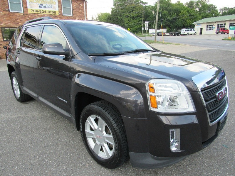 GMC Terrain 2013 price $13,400