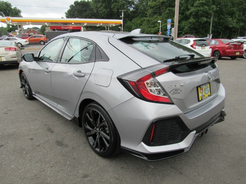 Honda Civic Hatchback 2018 price $19,800