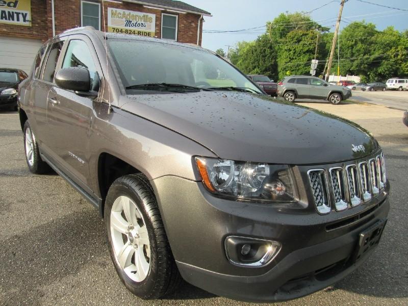 Jeep Compass 2015 price $13,900