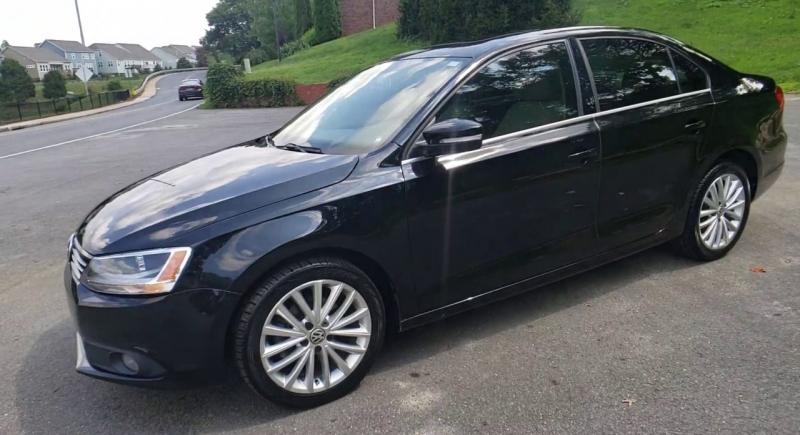 Volkswagen Jetta Sedan 2012 price $8,500
