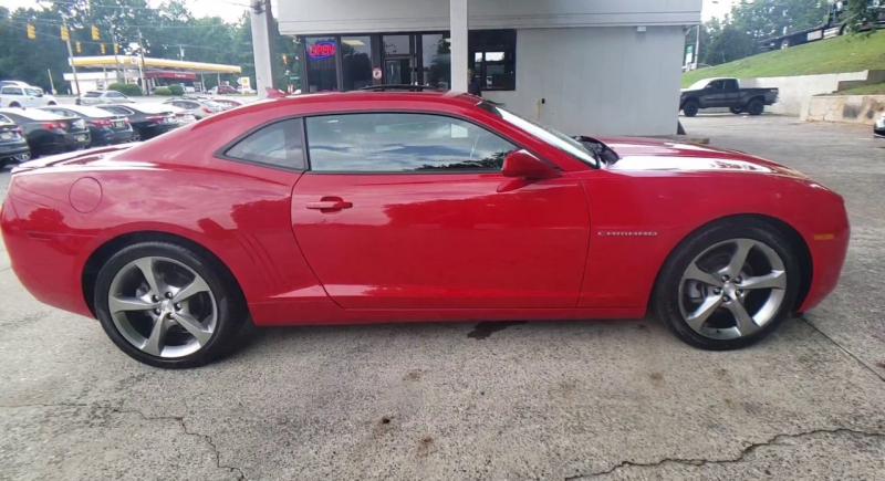 Chevrolet Camaro 2013 price $16,900
