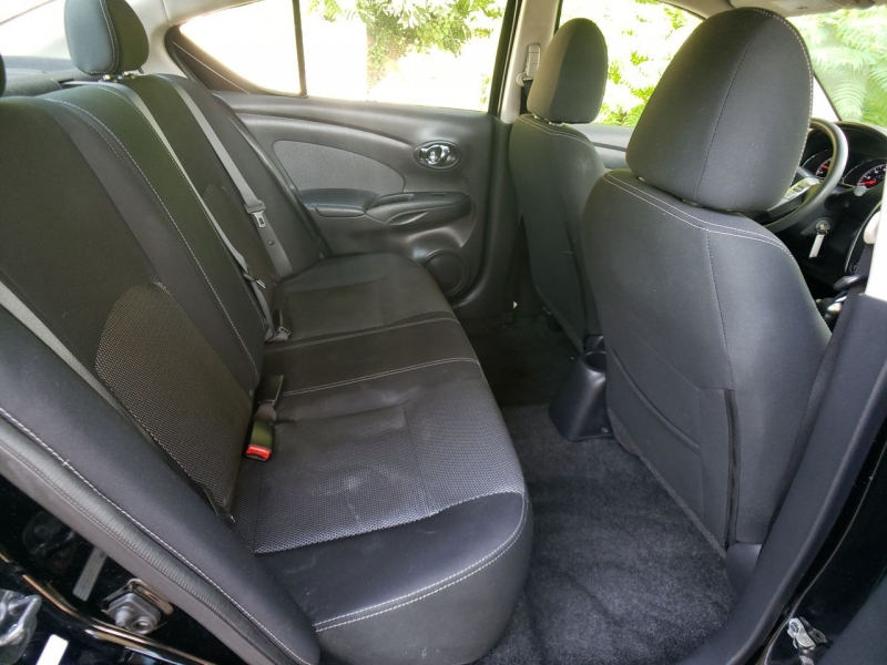 Nissan Versa 2016 price 8900
