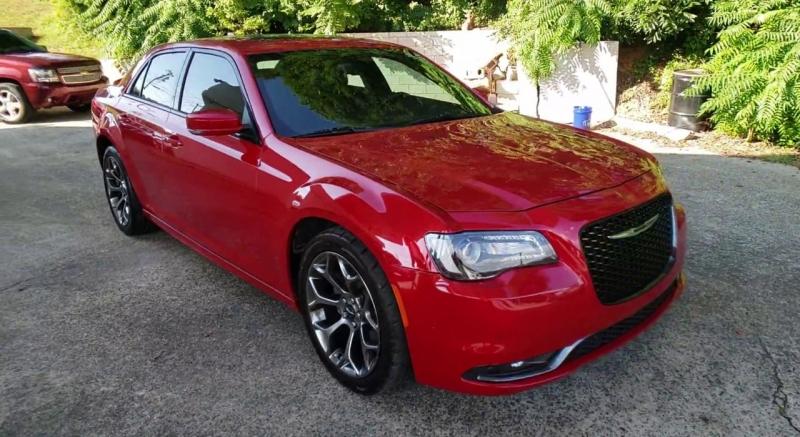 Chrysler 300 2016 price 24900