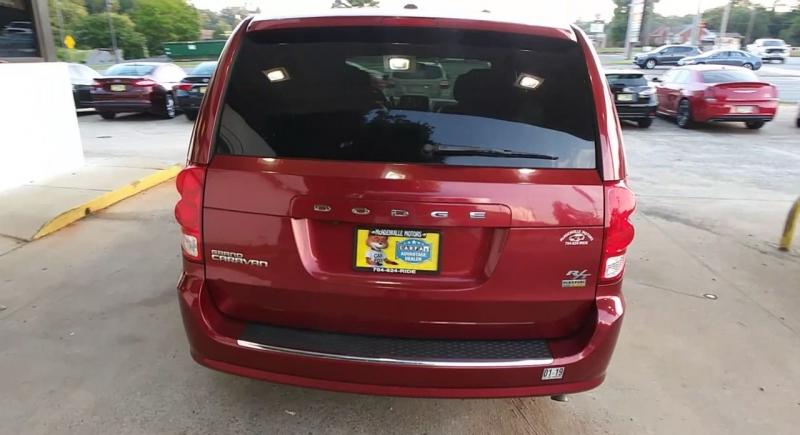 Dodge Grand Caravan 2015 price $16,800