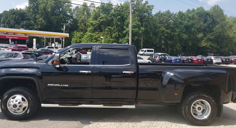 GMC Sierra 3500HD available WiFi 2015 price $38,900