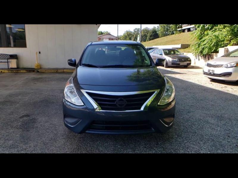 Nissan Versa 2016 price $7,900