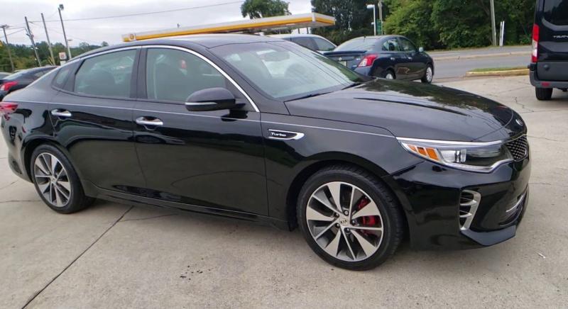 Kia Optima 2016 price $18,700