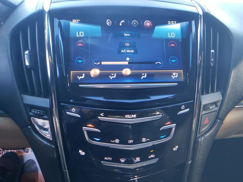 Cadillac ATS 2014 price $15,800