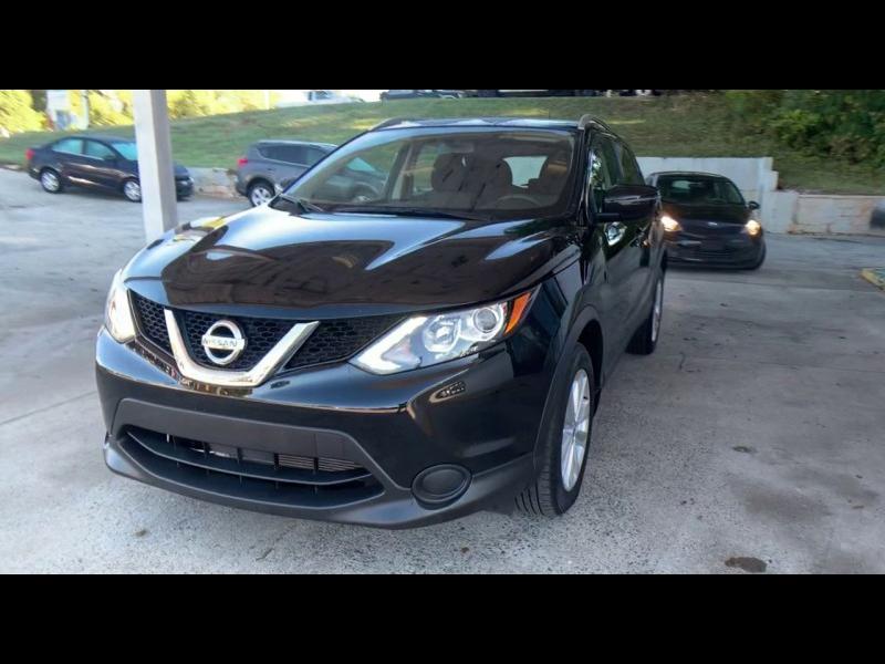 Nissan Rogue Sport 2018 price $18,800