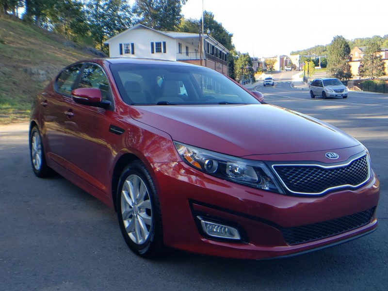 Kia Optima 2015 price $11,900