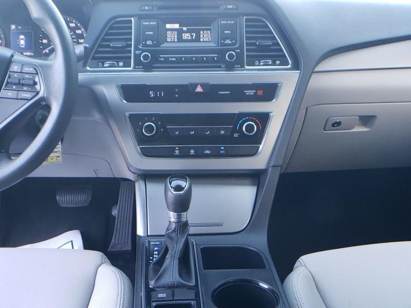 Hyundai Sonata 2017 price $12,600