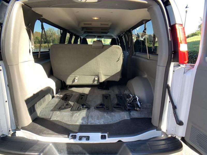 Chevrolet Express Passenger 2018 price $22,600