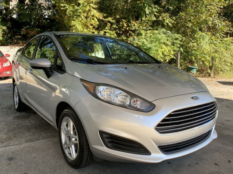 Ford Fiesta 2018 price $11,900