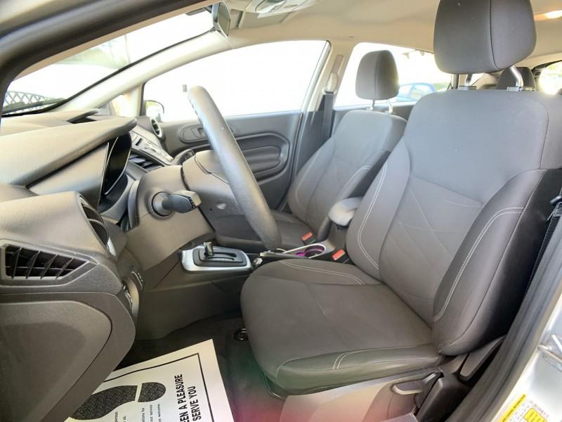 Ford Fiesta 2018 price $11,900