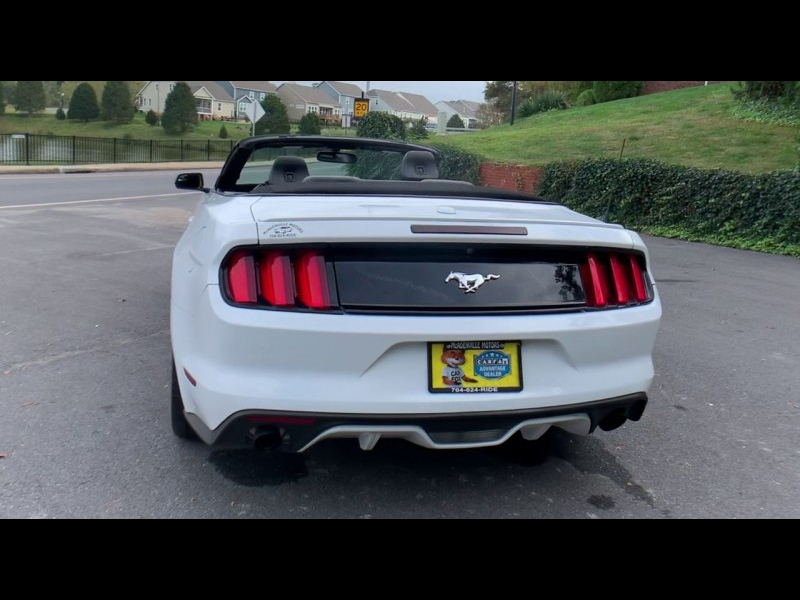 Ford Mustang 2016 price $17,800