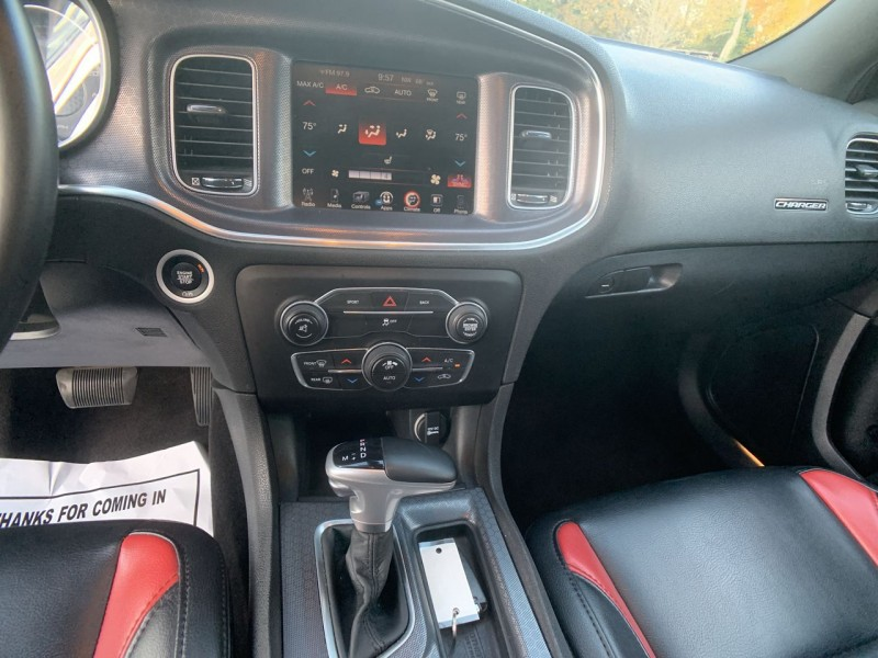 Dodge Charger 2016 price $19,500