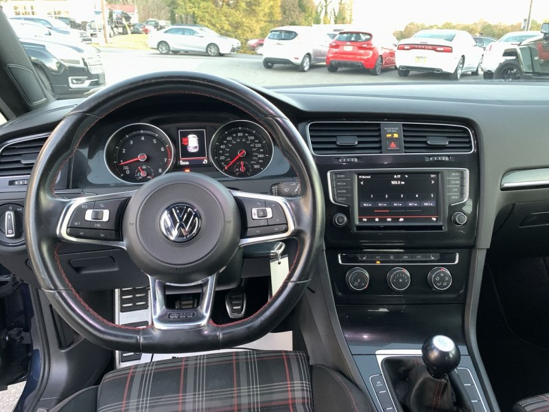 Volkswagen Golf GTI 2017 price $16,900