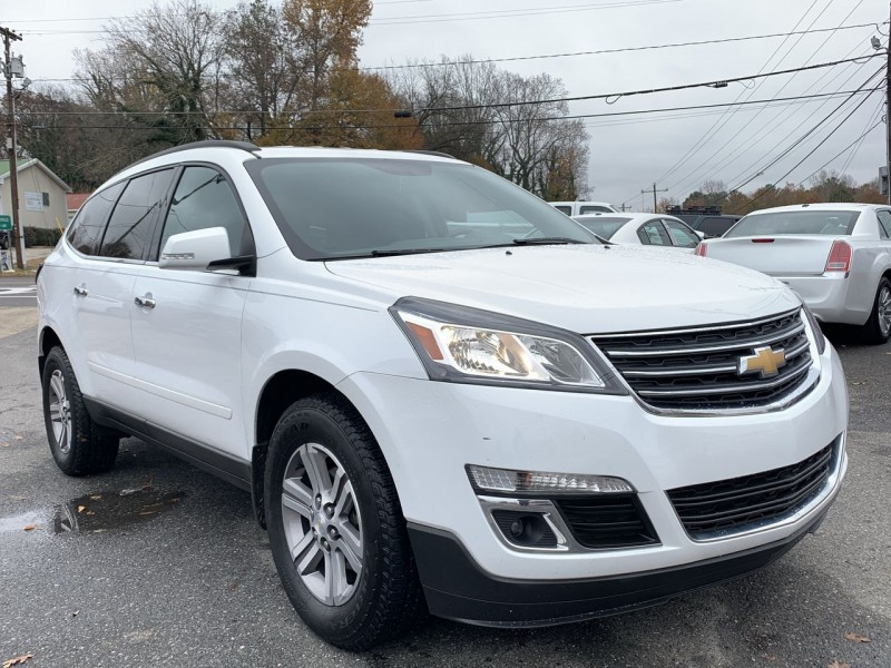 Chevrolet Traverse 2016 price $19,800