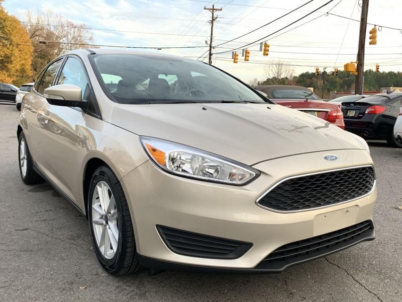 Ford Focus 2017 price $10,800