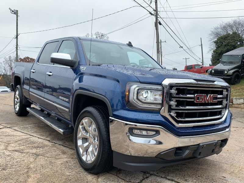 GMC Sierra 1500 2017 price $34,800