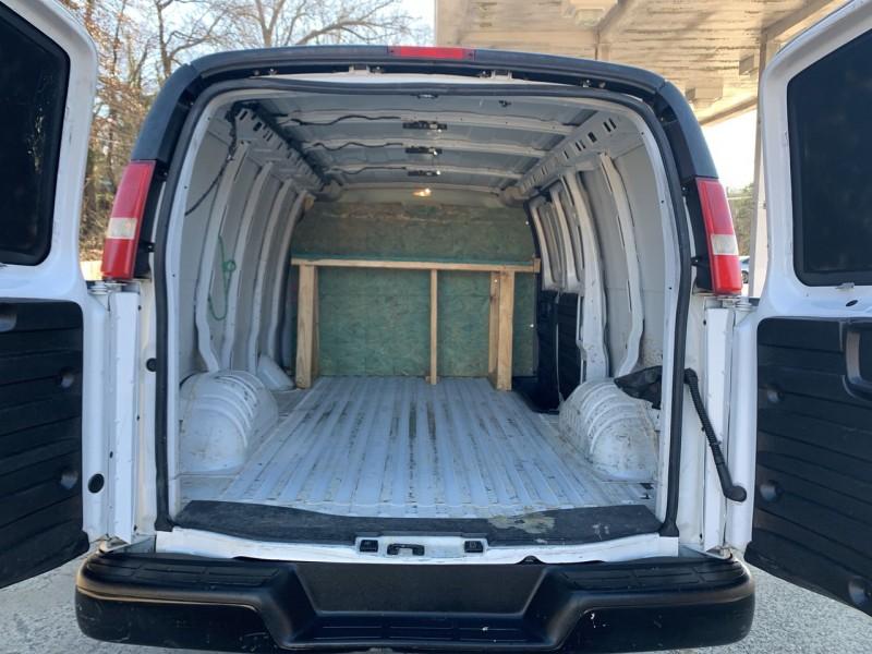 Chevrolet Express Cargo Van 2015 price $13,700