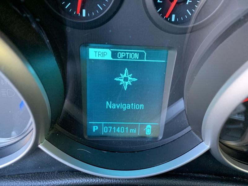 Chevrolet Cruze 2015 price $9,600