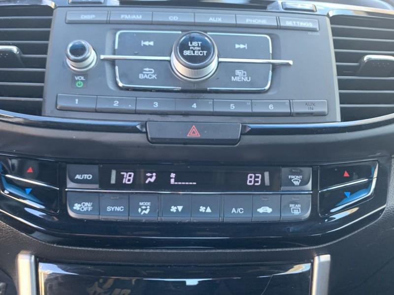 Honda Accord Coupe 2016 price $13,900