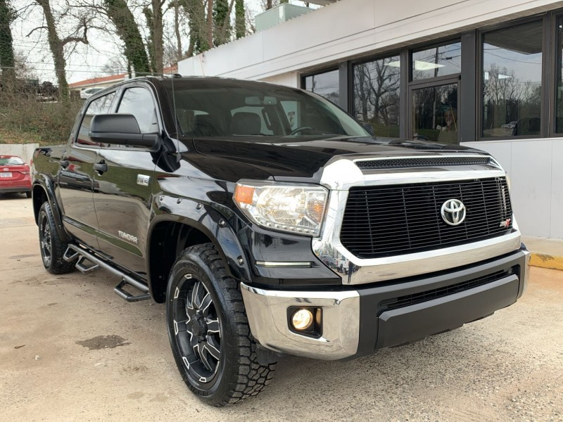 Toyota Tundra 4WD Truck 2014 price $25,800