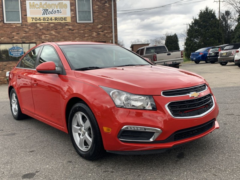 Chevrolet Cruze Limited 2016 price $10,900