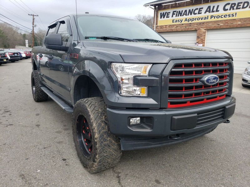 Ford F-150 2017 price $29,600