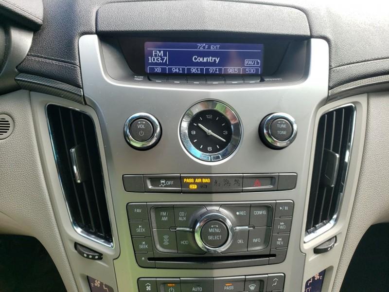 Cadillac CTS Sedan 2013 price $13,500