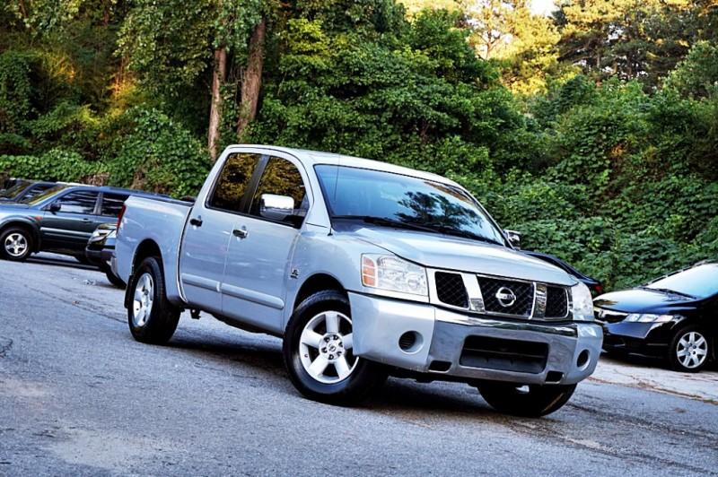 Nissan Titan 2004 price $6,250