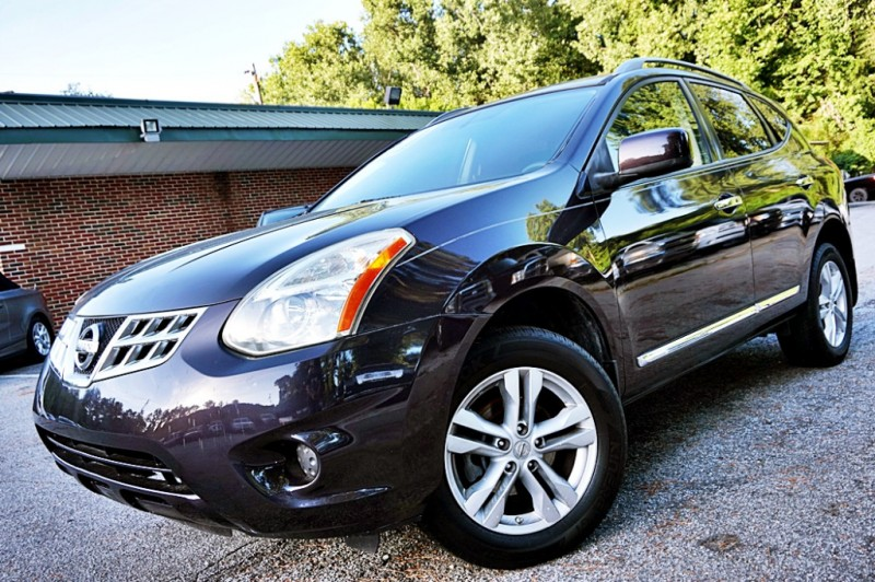 Nissan Rogue 2012 price $6,900