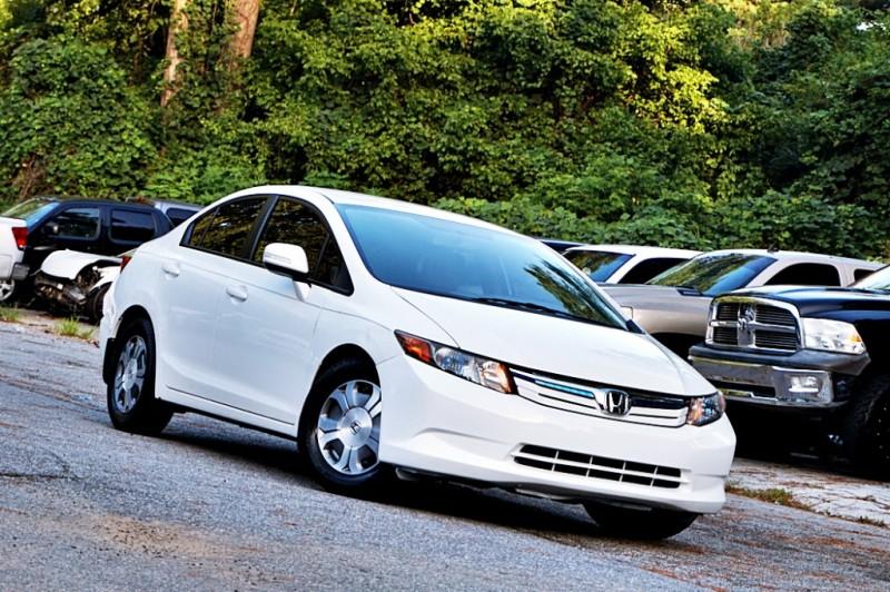 Honda Civic Hybrid 2012 price $7,950