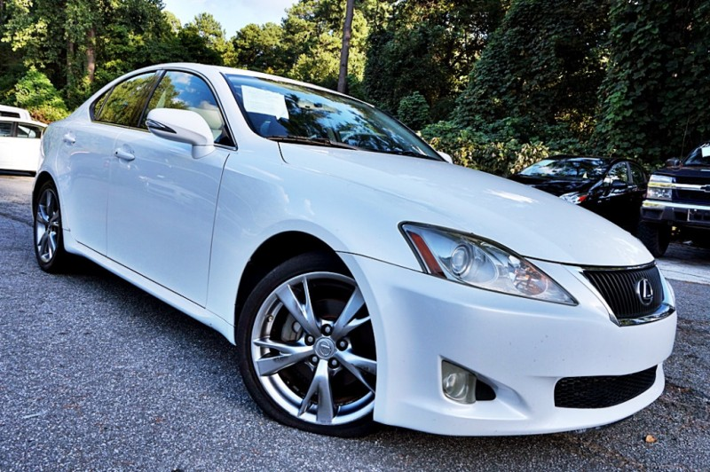 Lexus IS 250 2009 price $9,500