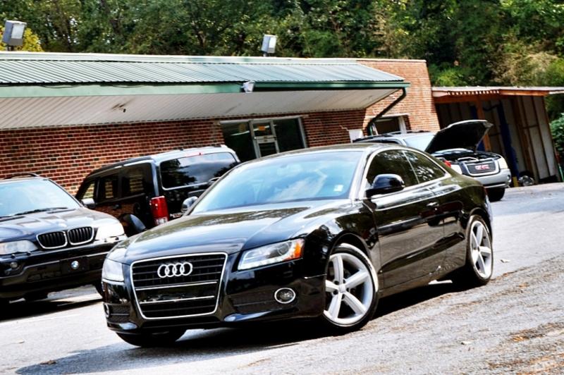 Audi A5 2009 price $10,950