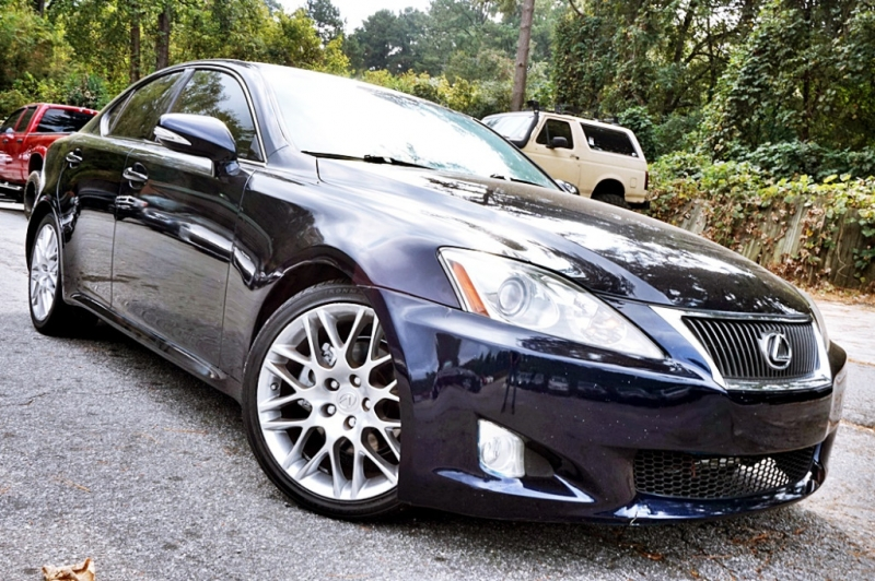 Lexus IS 250 2009 price $9,950
