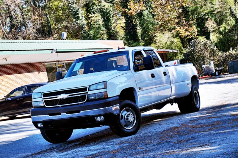 Chevrolet Silverado 3500HD 2006 price $20,500