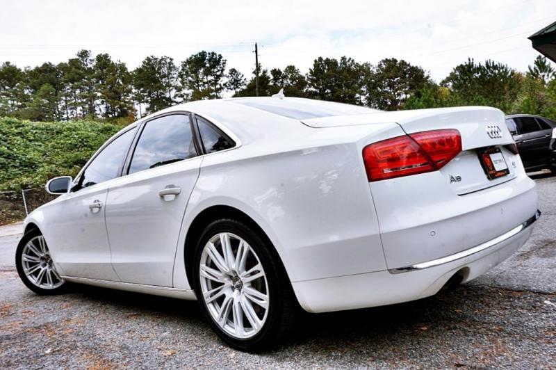 Audi A8 2011 price $18,950