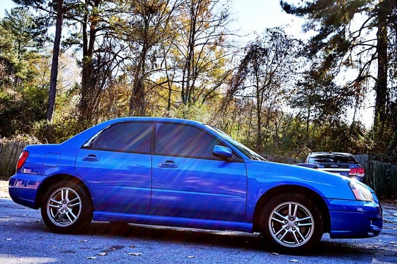 Subaru Impreza Sedan (Natl) 2005 price $6,500