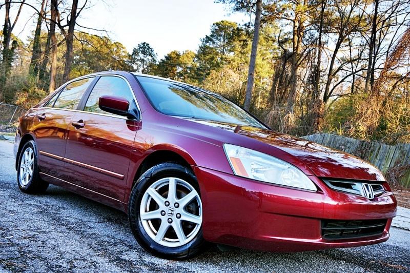 Honda Accord Sdn 2003 price $3,500